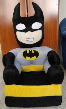 Plüss babafotel - Batman