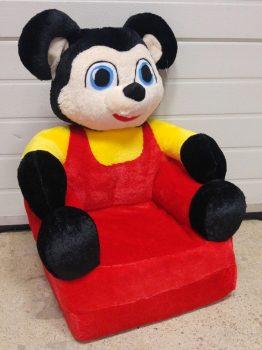 Plüss Babafotel - Mickey
