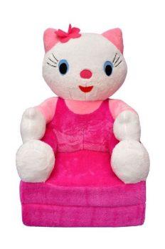 Plüss babafotel - Hello Kitty