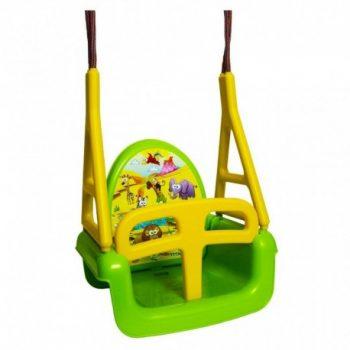 Tega Baby 3in1 multifunkciós hinta Safari zöld