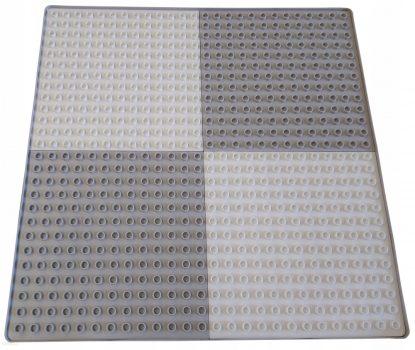 Tega Multifun asztallap Lego Duplo szürke