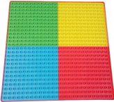 Tega Multifun asztallap Lego Duplo színes