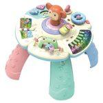 Kids Toys Spring Flower Play & Learn Interaktív tanuló asztal