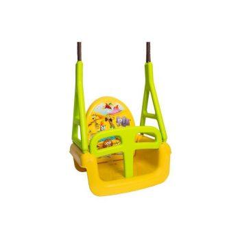 Tega Baby 3in1 multifunkciós hinta Safari sárga